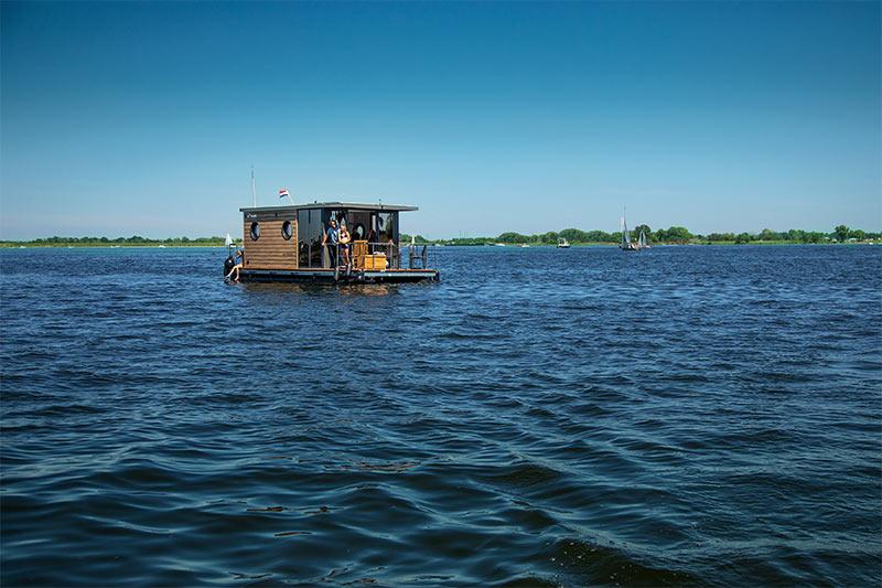 Comfortklasse M Otter Easy Houseboats exterieur3