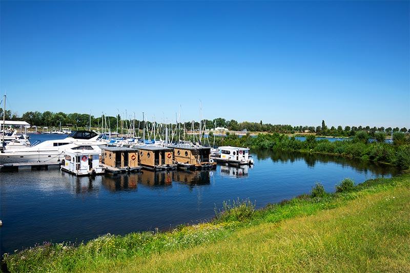 Haven de Spaanjerd Otter Easy Houseboats6