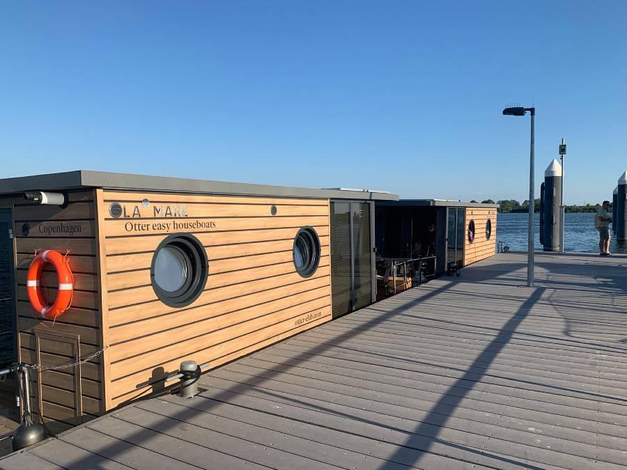 Otter Easy Houseboats comfortklasse M