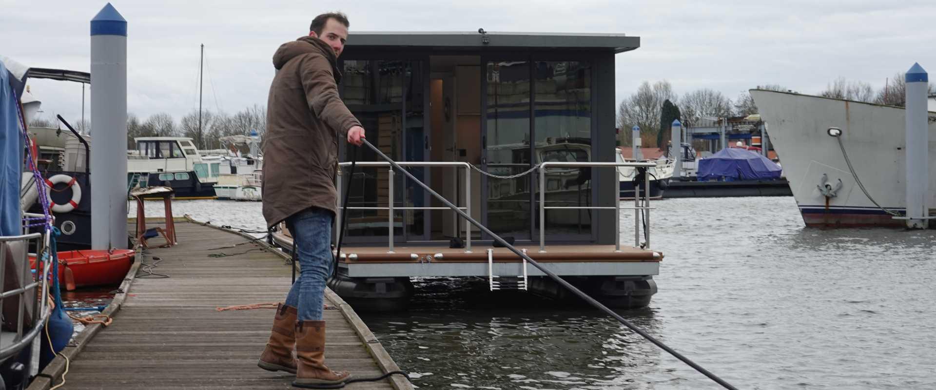 vacature allround medewerker bootverhuur Otter Easy Houseboats
